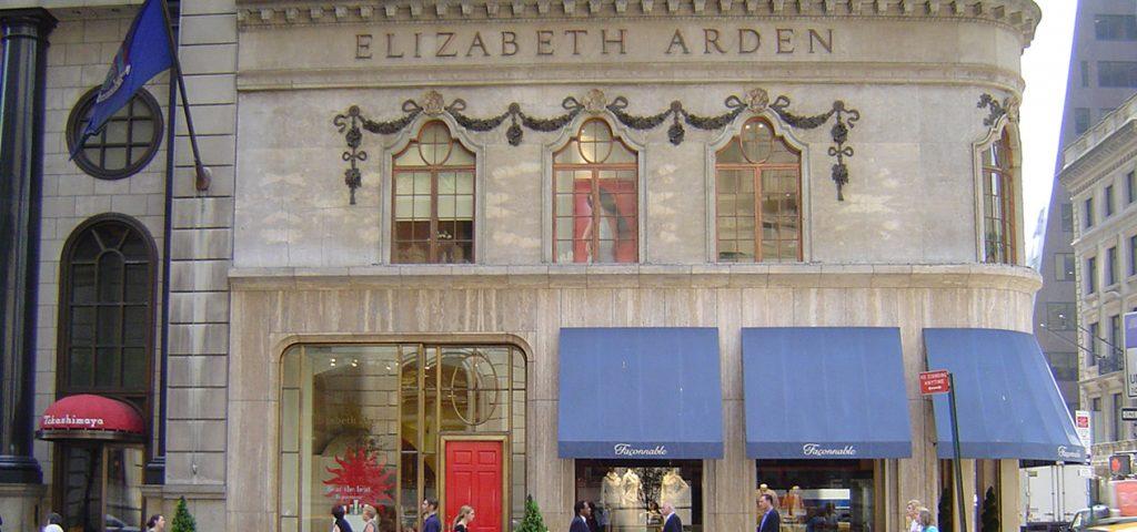 red door elizabeth arden new york